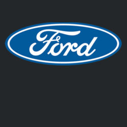 Ford Logo - Adult Fan Favorite Hooded Sweatshirt Design