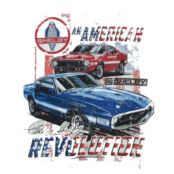 American Revolution - Ladies Tri-Blend Racerback Tank Design