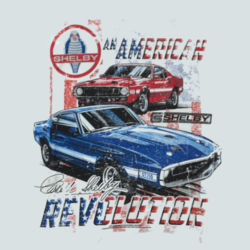American Revolution - Ladies V-Neck T Design