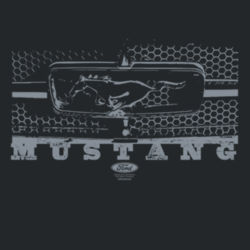 Mustang Grill - Adult Fan Favorite T Design