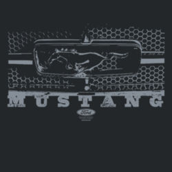 Mustang Grill - Adult Fan Favorite Crew Sweatshirt Design