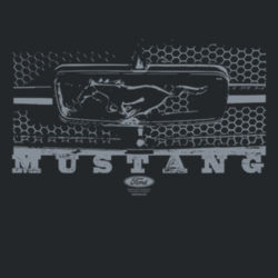 Mustang Grill - Adult Fan Favorite Hooded Sweatshirt Design