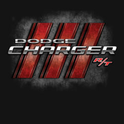 Dodge Charger RT - Adult Premium Blend T Design