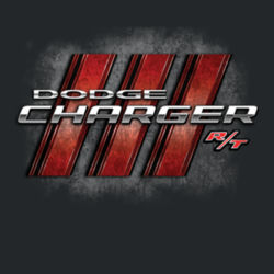 Dodge Charger RT - Adult Fan Favorite T Design