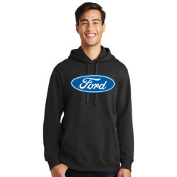Ford Logo - Adult Fan Favorite Hooded Sweatshirt Thumbnail