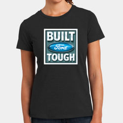 Built Ford Tough - Ladies Perfect Blend T Thumbnail