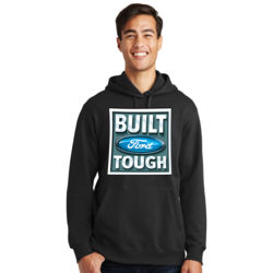 Built Ford Tough - Adult Fan Favorite Hooded Sweatshirt Thumbnail