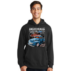 American Made - Adult Fan Favorite Hooded Sweatshirt Thumbnail